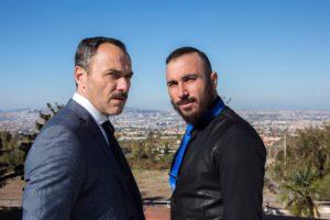 """Massimiliano Gallo e Francesco Di Leva """"Il sindaco del Rione Sanità"""""""
