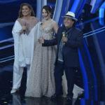 Al Bano e Romina con Romina Junior Sanremo70