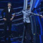 Amadeus e Fiorello Sanremo70