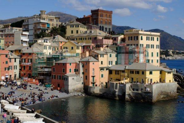 Genova Carruggi immagine dal web
